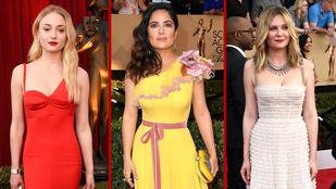 Őrülten dögös nők voltak a SAG Awardson