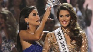 Világbéke helyett a szájhigiéniát tartja a legfontosabbnak a Miss Universe győztese