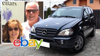 Péter átutalt 4400 eurót, Mercedest nem kapott, a csaló megúszta