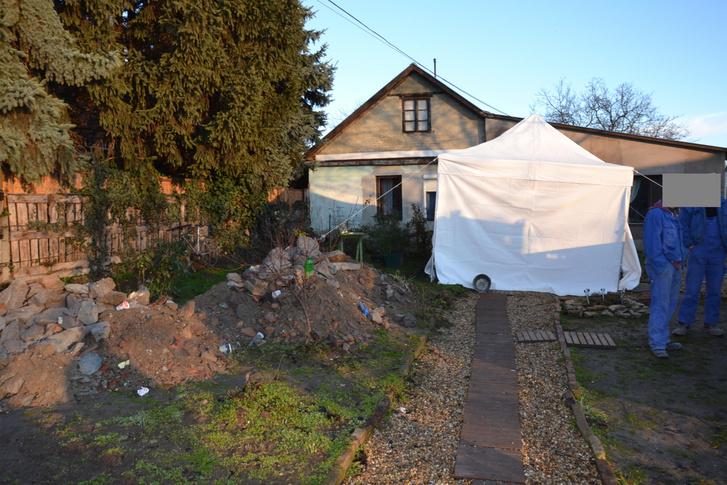 A holttestet egy dunaújvárosi ház pincéjében találták meg a nyomozók