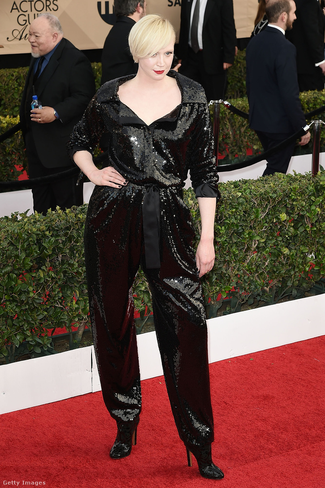 Gwendoline Christie a Trónok harcáról lett ismert