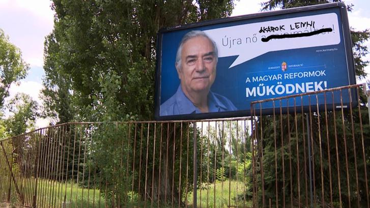 A magyar refromok működnek! - kormányzati plakátok újraértelmezve