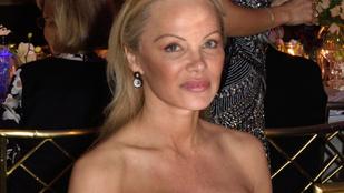 Pamela Anderson párizsi fancsaliturnéja folytatódik