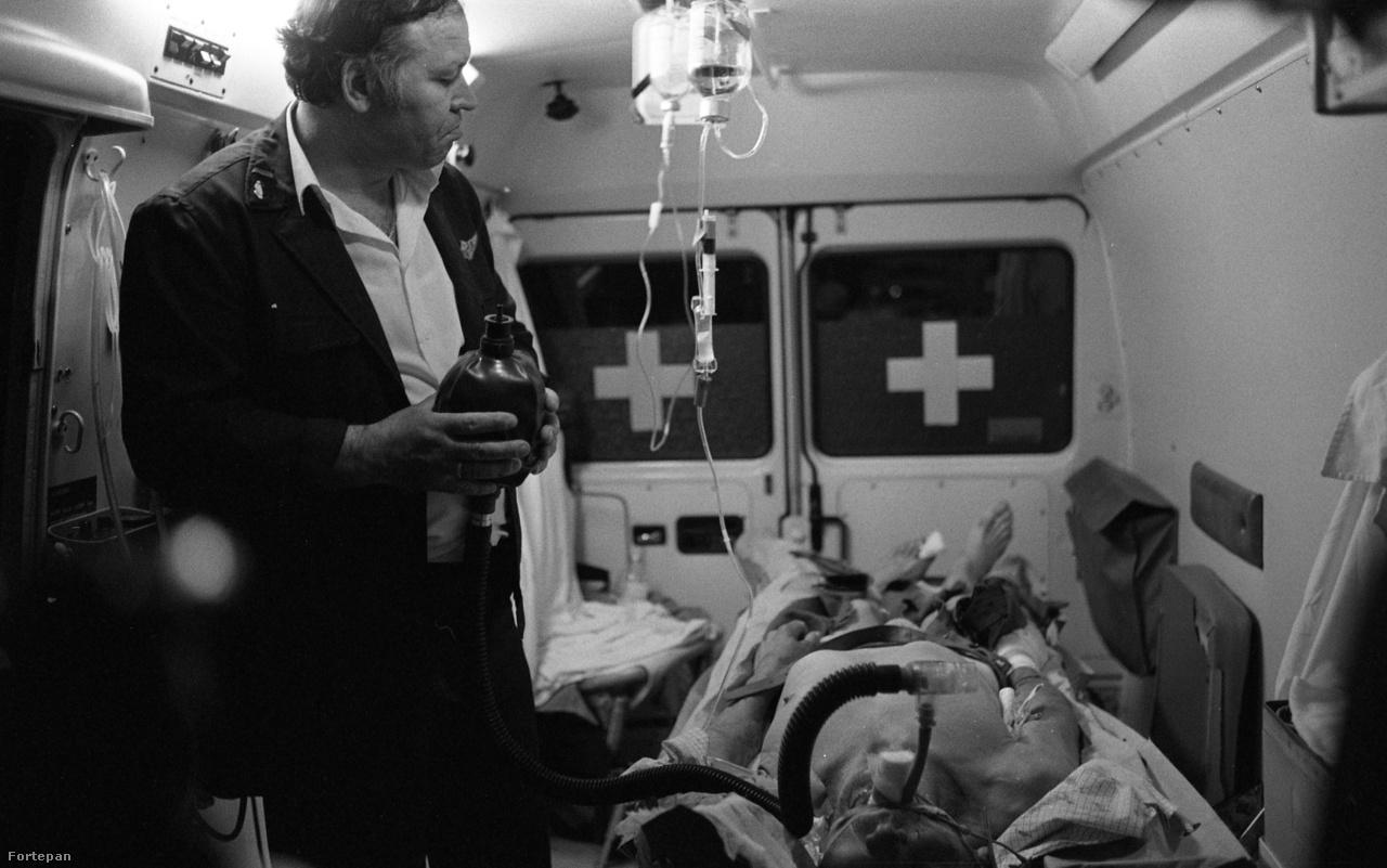 """""""Gyalogos gázolás Dunakeszinél, 1986. május 14-én"""" - őrzik Urbán Tamás akkori feljegyzései"""