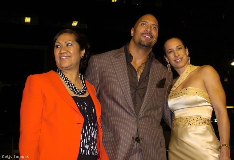 Dwayne Johnson volt már nős
