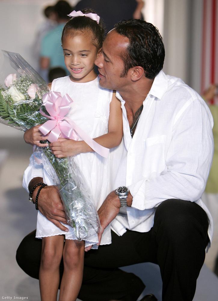 """Amikor lánya megszületett, a következőt mondta: """"Mindig, de MINDIG gondoskodni fogok rólad"""