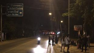 Két magyar férfi halt meg egy motorbalesetben Thaiföldön