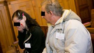 Szigetszentmiklósi gyermekkínzás: 13 év fegyházbüntetést kaptak a szülők