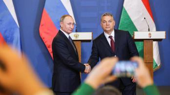 Orbán gratulált Putyinnak