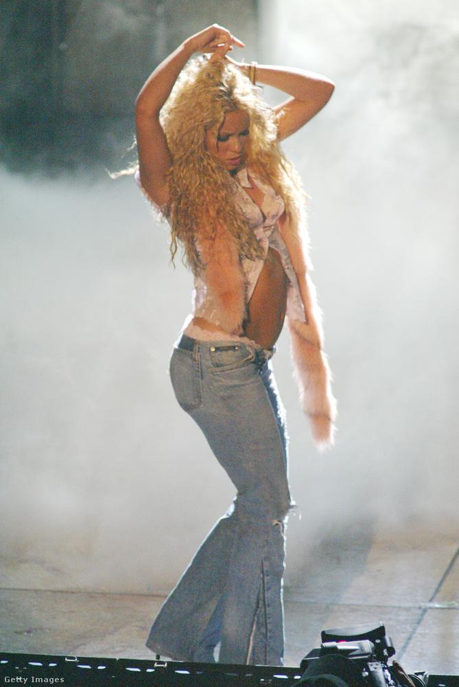 Itt 2002-ben látható, a Latin Grammy-díjátadón