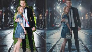 Ennél az orosz kölyöknél nincs nagyobb Photoshop-művész