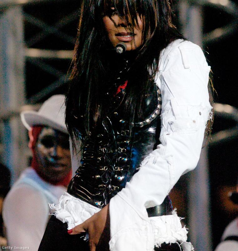 2004 – Janet Jackson