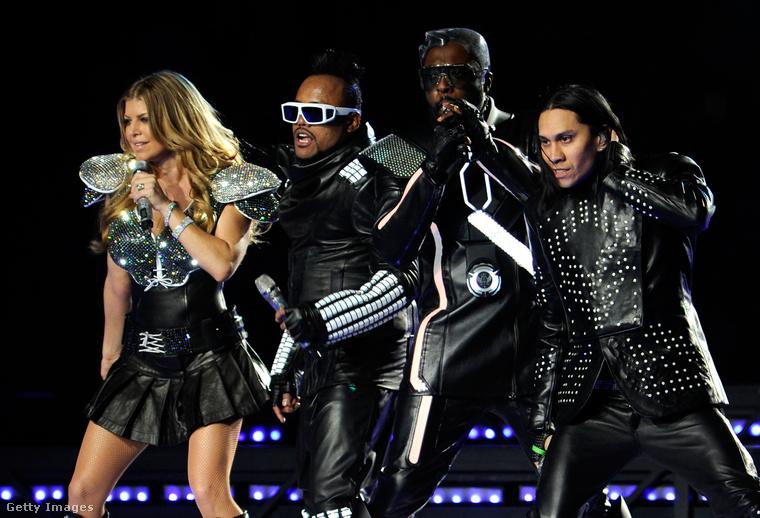 2011 – The Black Eyed Peas