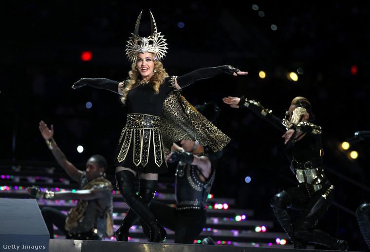 2012 – Madonna