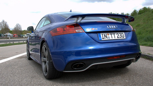 Audi TT RS, TT S, Q7 V6T és Tech Day
