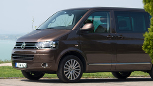 Teszt: VW Transporter Multivan Highline 2.0 BiTD