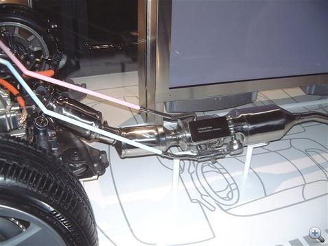 A Prius III hőenergia-visszanyerő rendszere
