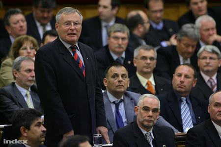 Önálló belügyminisztréium - Balsai István