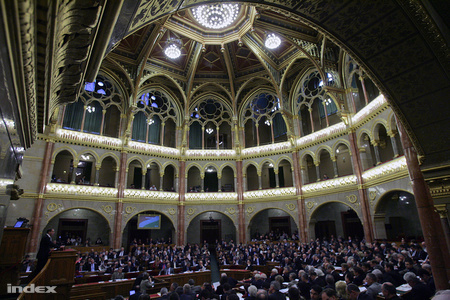 Kisebb parlament