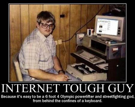 A tipikus troll, ahogy az online folklór elképzeli