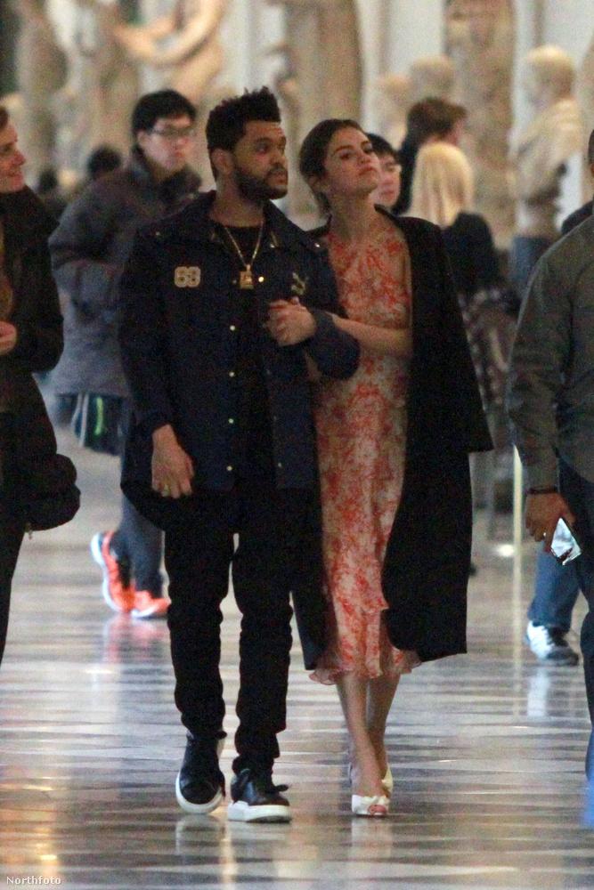 Selena Gomez és The Weeknd Olaszországban romantikáztak, de még hogy!