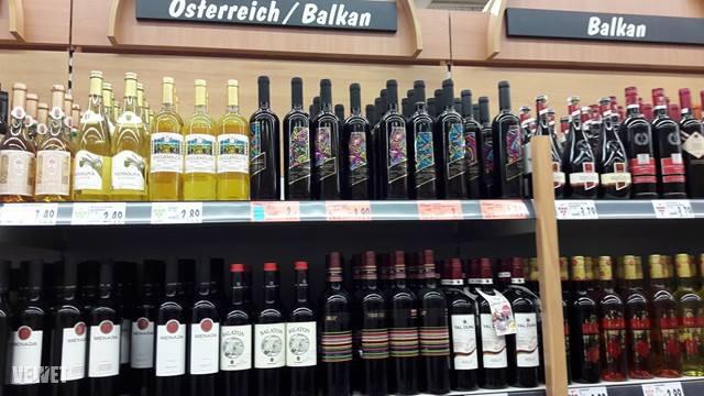 Németországból jelentkező kolléganőnk érdekes felfedezést tett a héten: Magyarország már a Balkán!