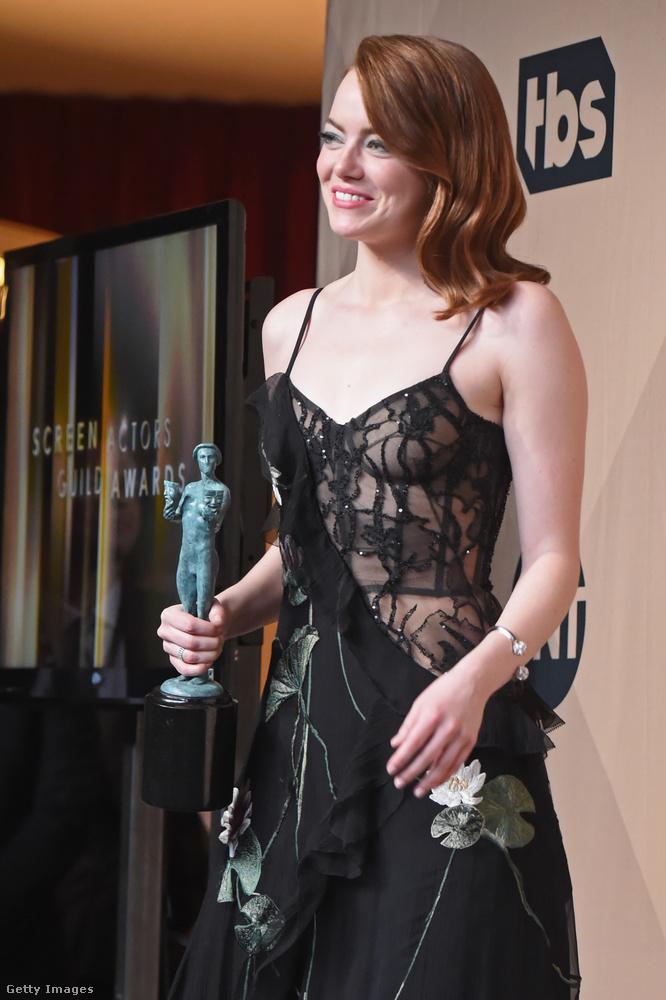 Üdvözlet! Lássuk azt a 20 képet, melyek a legjobban izgalomban tartották önöket a héten: Például Emma Stone ruhája.