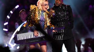 Lady Gaga halftime show-ja nélkül nem létezik hétfő