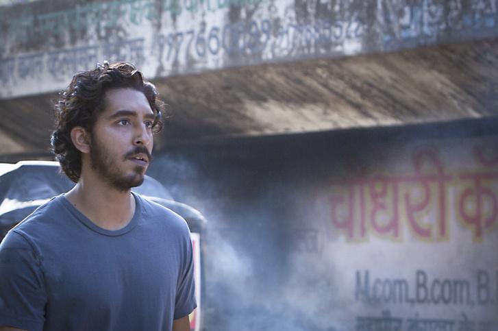 Dev Patel az Oroszlán című filmben