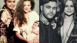 Oké, most már értjük, mit eszik Selena Gomez The Weeknd-en