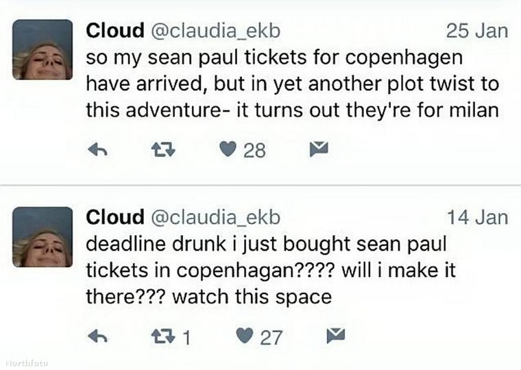 Hiábavalónak bizonyult örvendezni a Sean Paul-jegynek.