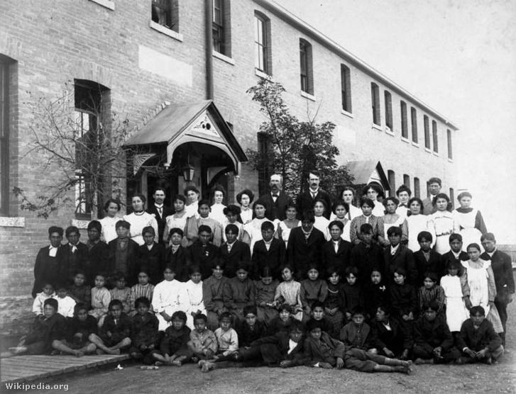 Csoportkép, Regina, Saskatchewan, 1908