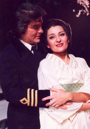Pillangókisasszony 1992, Kelen Péter, Tokody Ilona