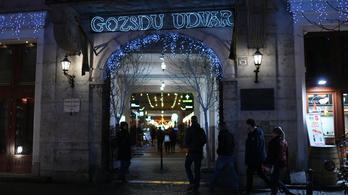 Megbüntették a Gozsdu udvart diszkrimináció miatt