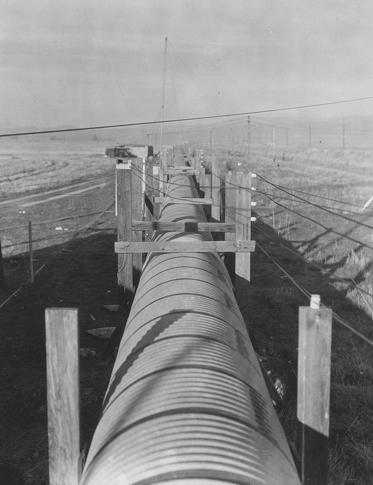 Az egtymérföldes csővezeték