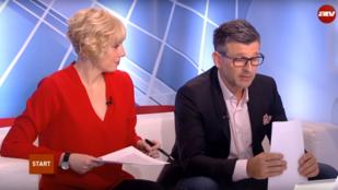 Kárász Róbert az ATV-n kezdett dicshimnuszba Andy Vajnáról, aki a TV2 tulajdonosa