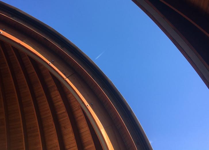 A Piszkéstetői Obszervatórium kupolája