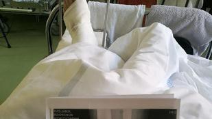 57 óra várakozás után inkább leszervezte magának a műtétet egy pátyi férfi