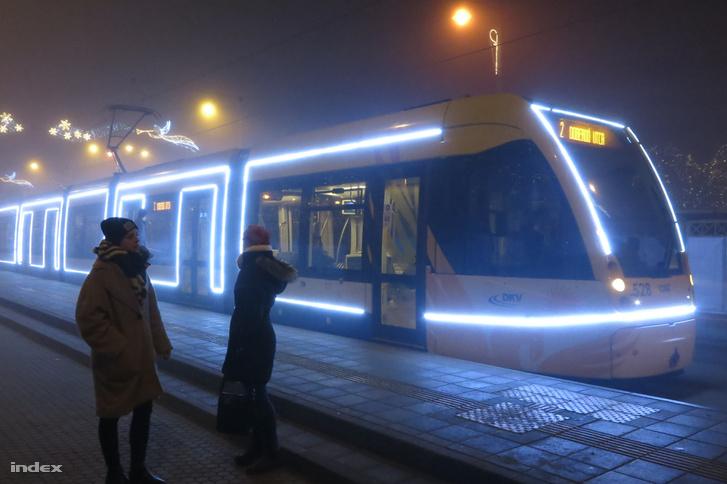 Futurisztikus Debrecen. Ja, nem.