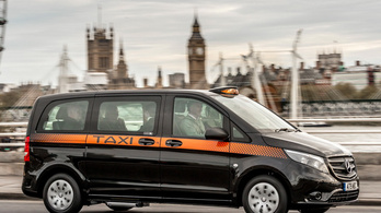 Mercedes lesz a London Taxi gyilkosa?