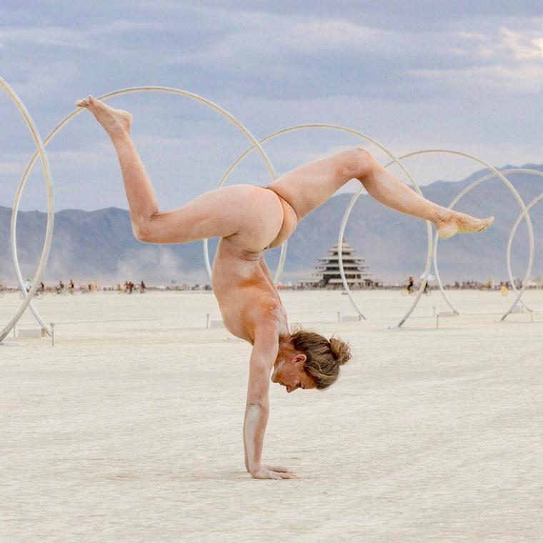 Az akrobatáknak is erősen ajánlott.