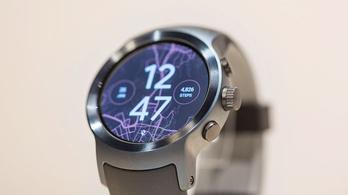 Az LG új okosórái kapják meg az új viselhető Androidot e6df15d691