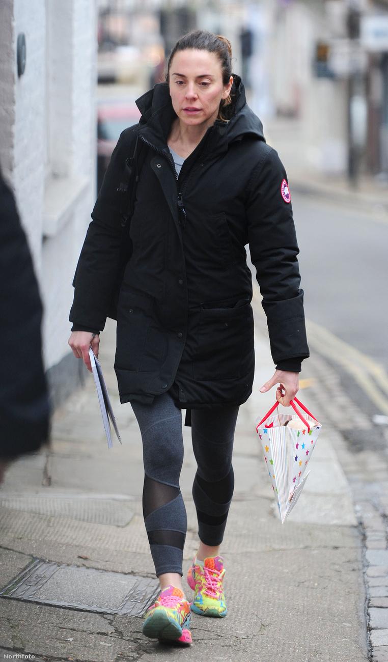 Legutóbb arra csodálkoztunk rá, hogy Melanie Chisholm, testi adottságai alapján simán viselhetné továbbra is a Sporty Spice nevet