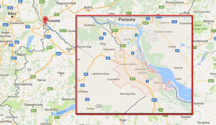 Pozsonyi V. járás
