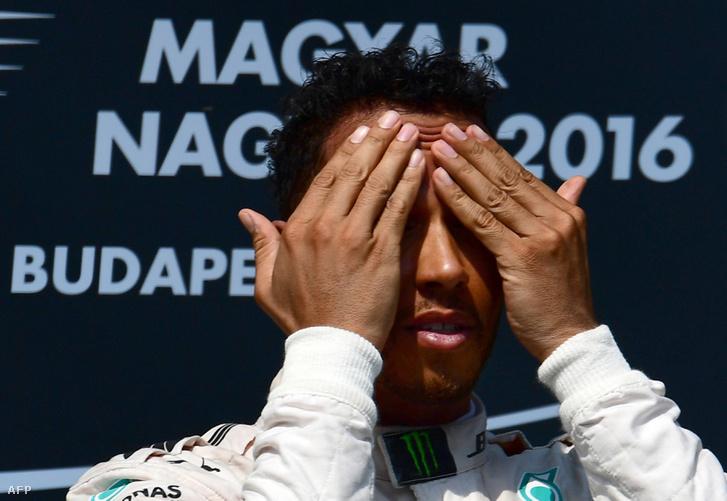Tavaly Hamilton győzelmét még 10 000 Ft-ért meg lehetett tekinteni