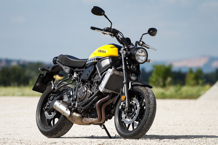 Totalbike Yamaha Xsr