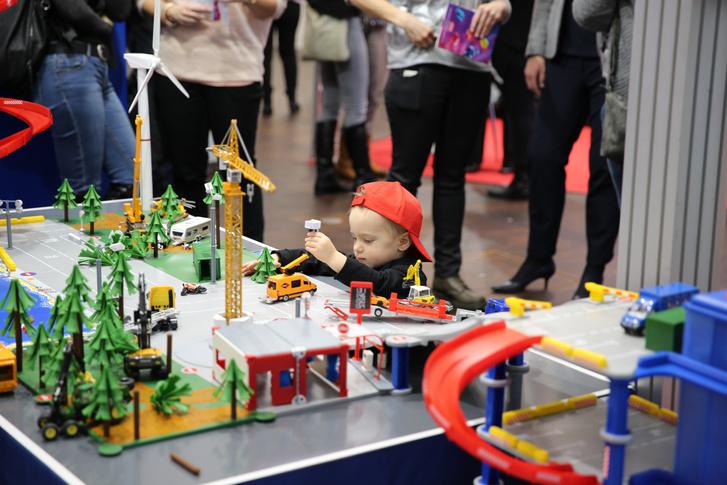 A Siku játékautókkallassan 70 éve játszanak a német gyerekek