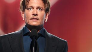 Johnny Depp alagutakkal akarja összekötni Hollywoodi házait