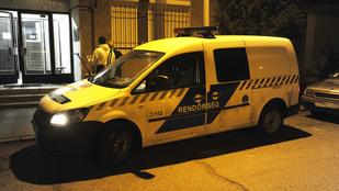 Lakástűz volt az Aulich utcában: egy ember meghalt