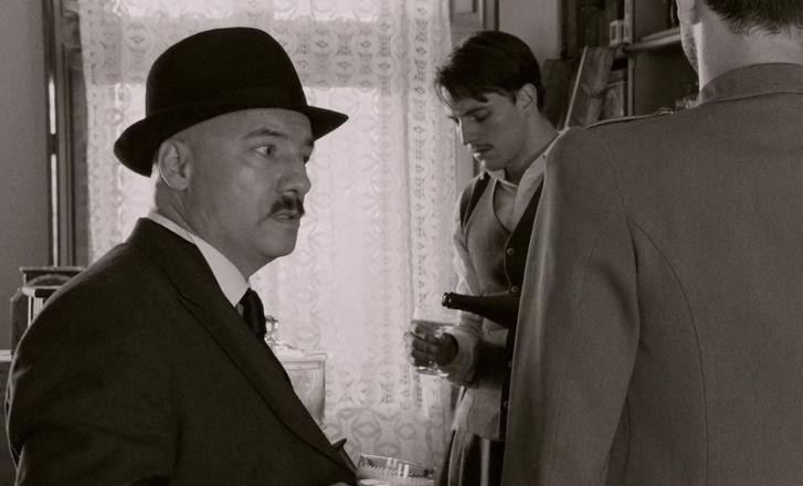 Rudolf Péter az 1945 című filmben